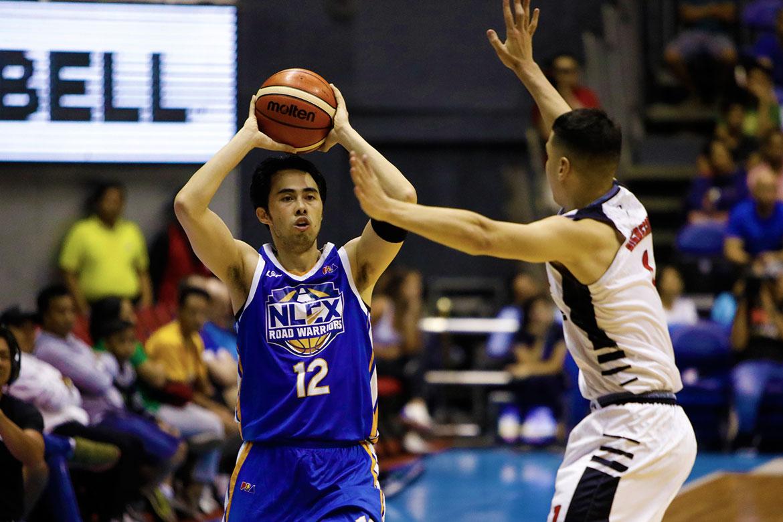 Tiebreaker Times NLEX's Larry Fonacier opts out of PBA bubble Basketball News PBA  Yeng Guiao PBA Season 45 NLEX Road Warriors Larry Fonacier Coronavirus Pandemic