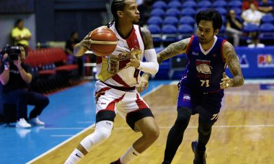 Tiebreaker Times Chris Ross confident San Miguel can still turn things around Basketball News PBA  San Miguel Beermen PBA Season 43 Chris Ross 2018 PBA Governors Cup