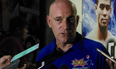 Tiebreaker Times Tab Baldwin on protege Mark Dickel: 'He is a player's coach' Basketball News PBA  TNT Katropa Tab Baldwin PBA Season 43 2018 PBA Governors Cup