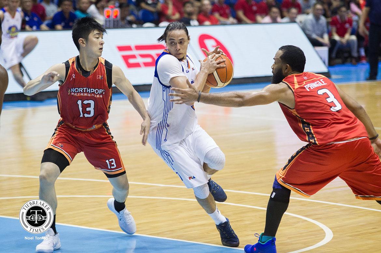 Tiebreaker Times SOURCES: TNT puts Terrence Romeo on trading block Basketball News PBA  TNT Katropa Terrence Romeo PBA Season 44 2018 PBA Draft