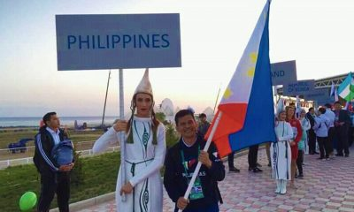 Tiebreaker Times Team Pilipinas' one-man army Mind Games News  Rhon Palmera 2018 World Nomad Games