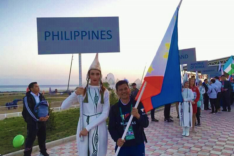 Tiebreaker Times Team Pilipinas' one-man army Mind Games News  Rhon Palmera 2018 World Nomad Games