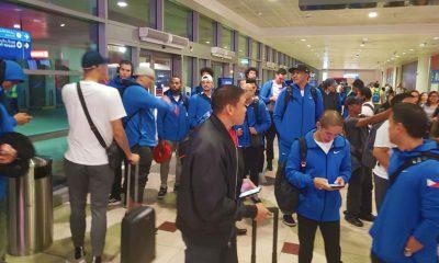 Tiebreaker Times Gilas still in Dubai as flight to Manila delayed 2019 FIBA World Cup Qualifiers Basketball Gilas Pilipinas News  Qatar (Basketball) Gilas Elite 2019 FIBA World Cup Qualifiers