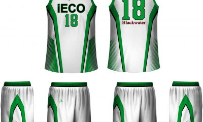 Tiebreaker Times LOOK: Rebel Sports unveil iECO Green Warriors' battle gear for Terrific 12 Basketball News  Rebel Sports IECO Green Warriors 2018 Terrific 12 2018 Asia League Season