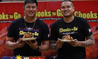 Tiebreaker Times Extra Rice Inc. reunites for a cause Basketball News PBA  JR Quinahan Chooks-to-Go Beau Belga