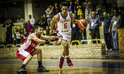 Tiebreaker Times Alex Cabagnot-Scottie Thompson backcourt looking like a solid weapon for Gilas 2019 FIBA World Cup Qualifiers Basketball Gilas Pilipinas News  Scottie Thompson Gilas Elite Alex Cabagnot 2019 FIBA World Cup Qualifiers
