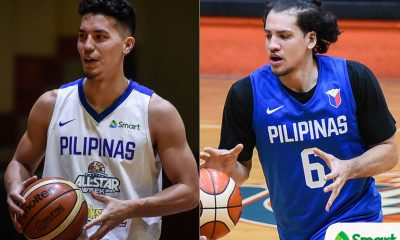 Tiebreaker Times Matthew Wright excited to work with fellow shooter Marcio Lassiter 2019 FIBA World Cup Qualifiers Basketball Gilas Pilipinas News  Yeng Guiao Matthew Wright Gilas Elite 2019 FIBA World Cup Qualifiers