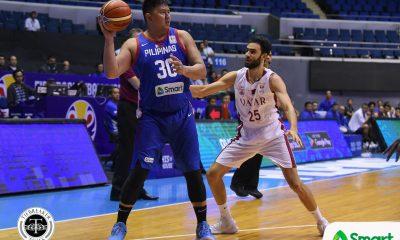 Tiebreaker Times Beau Belga makes sure to give Gilas win: 'Baka paglabas mo ng Araneta, batuhin ka ng fans' Basketball News  Yeng Guiao Gilas Elite Beau Belga 2019 FIBA World Cup Qualifiers