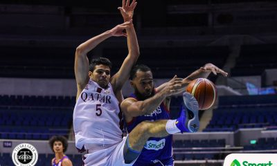 Tiebreaker Times Stanley Pringle relishes Gilas experience, can't wait for more 2019 FIBA World Cup Qualifiers Basketball Gilas Pilipinas News  Stanley Pringle Gilas Elite 2019 FIBA World Cup Qualifiers