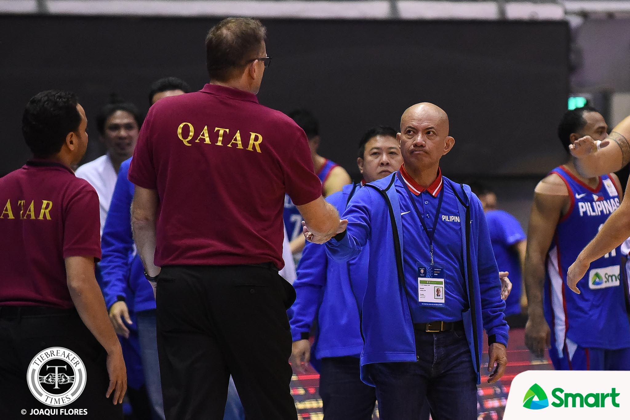 Tiebreaker Times PBA Board set to meet with Yeng Guiao Basketball Gilas Pilipinas News PBA  Yeng Guiao PBA Season 43 2019 FIBA World Cup Qualifiers 2018 PBA Governors Cup