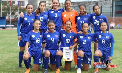 Tiebreaker Times Keanne Alamo lifts Philippines U-16 past Malaysia for 2nd win Football News Philippine Malditas  Philippine Women's National U-16 Football Team Malaysia (Football) Keanne Alamo 2019 AFC U-16 Women's Championship Qualifiers