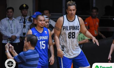 Tiebreaker Times Thanks to Gilas, Paul Lee and Asi Taulava have become inseparable 2019 FIBA World Cup Qualifiers Basketball Gilas Pilipinas News  Paul Lee Gilas Elite Asi Taulava 2019 FIBA World Cup Qualifiers 2018 Asian Games-Basketball