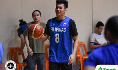 Tiebreaker Times Thompson, Cabagnot, Sangalang set to make Gilas debuts as Slaughter left out Basketball Gilas Pilipinas News  Yeng Guiao Scottie Thompson Raymond Almazan Paul Lee Marcio Lassiter JP Erram Ian Sangalang Gilas Elite Gabe Norwood Christian Standhardinger Beau Belga Asi Taulava Allein Maliksi Alex Cabagnot 2019 FIBA World Cup Qualifiers
