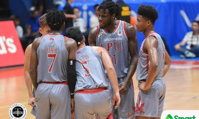 Tiebreaker Times How did Lyceum recover from first loss? By giving back Basketball LPU NCAA News  Topex Robinson NCAA Season 94 Seniors Basketball NCAA Season 94 Lyceum Seniors Basketball