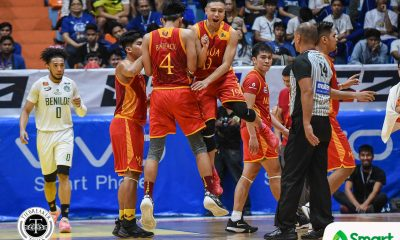 Tiebreaker Times Laurenz Victoria, Mapua keep playoff hopes alive, drop Benilde to fourth Basketball CSB MIT NCAA News  Warren Bonifacio TY Tang NCAA Season 94 Seniors Basketball NCAA Season 94 Mapua Seniors Basketball Laurenz Victoria Justin Serrano Justin Gutang Jimboy Pasturan Clement Letcheu Benilde Seniors Basketball Atoy Co