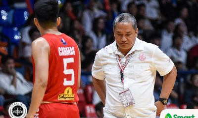 Tiebreaker Times Boyet Fernandez irate after Red Lions meltdown Basketball NCAA News SBC  San Beda Seniors Basketball NCAA Season 94 Seniors Basketball NCAA Season 94 Boyet Fernandez