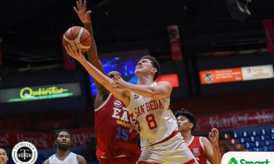 Tiebreaker Times San Beda extends mastery over EAC to 10 years Basketball EAC NCAA News SBC  San Beda Seniors Basketball Robert Bolick NCAA Season 94 Seniors Basketball NCAA Season 94 JP Maguliano Javee Mocon Hamadou Laminou EAC Seniors Basketball Boyet Fernandez Ariel Sison