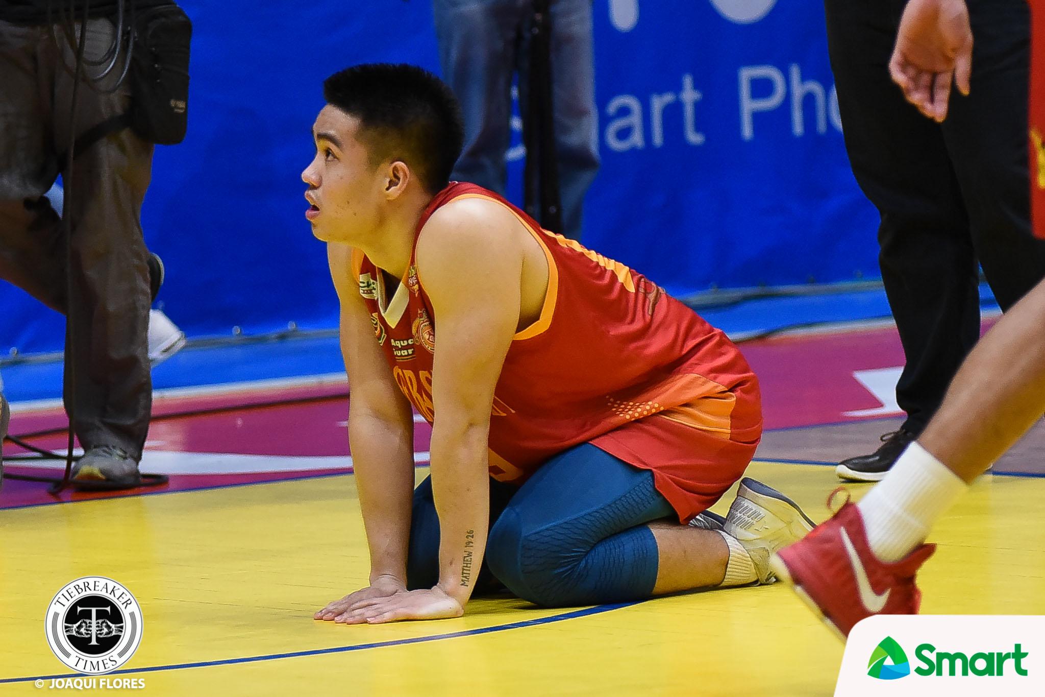 NCAA-94-SSCR-vs.-CSB-Ilagan-4196 Egay Macaraya on Benilde's possible protest: 'Okay lang sa amin' Basketball NCAA News SSC-R  - philippine sports news