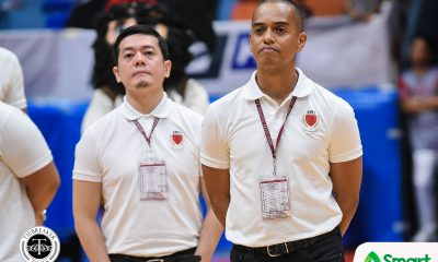 Tiebreaker Times Topex Robinson on Lyceum's first loss: 'I'd rather learn the lesson of losing early than later' Basketball LPU NCAA News  Topex Robinson Perpetual Seniors Basketball NCAA Season 94 Seniors Basketball NCAA Season 94 CJ Perez