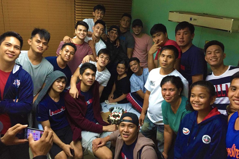 NCAA-Season-94-Letran-Jerrick-Balanza Balanza's 'prophecy' comes true: 'Na-envision ko na pagbalik ko mag-champion kami' Basketball CSJL NCAA News  - philippine sports news