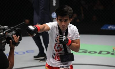Tiebreaker Times Training with Team Lakay champions prepped Joshua Pacio for the big time Mixed Martial Arts News ONE Championship  ONE: Conquest of Heroes Joshua Pacio