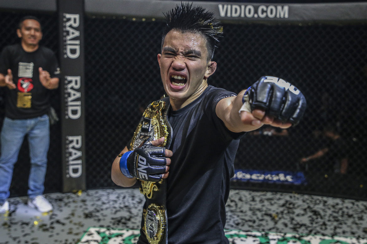 Tiebreaker Times Joshua Pacio looks back on victory over Naito, looks forward to next challenger Mixed Martial Arts News ONE Championship  Team Lakay ONE: Conquest of Heroes Joshua Pacio