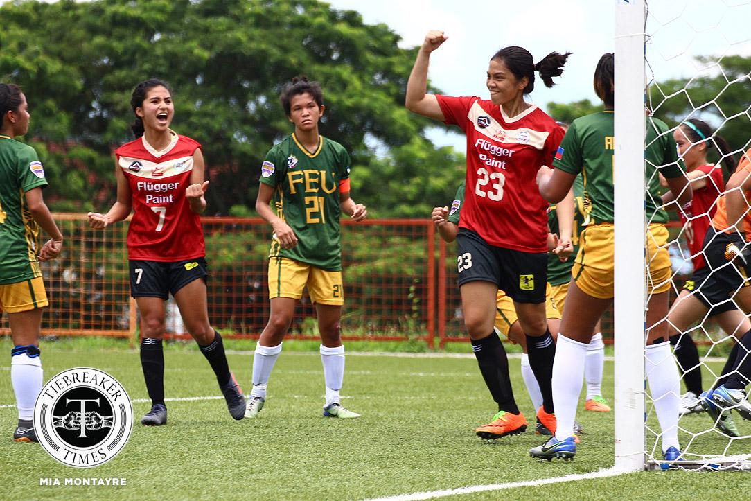 PFFWL-2018-M4-Hiraya-FC-draws-FEU-Cadayona-Rodriguez Zobel nabs first win as UST, OutKast FC stay perfect ADMU FEU Football News PFF Women's League UP UST  - philippine sports news