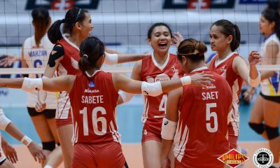 Tiebreaker Times Petro Gazz sweeps Tacloban to start campaign News PVL Volleyball  Tacloban Fighting Warays Rica Enclona Petro Gazz Angels Paneng Mercado Nes Pamilar Mary Anne Mendrez Mary Anne Esguerra Jerry Yee Heather Guino-o Chie Saet 2018 PVL Season 2018 PVL Open Conference