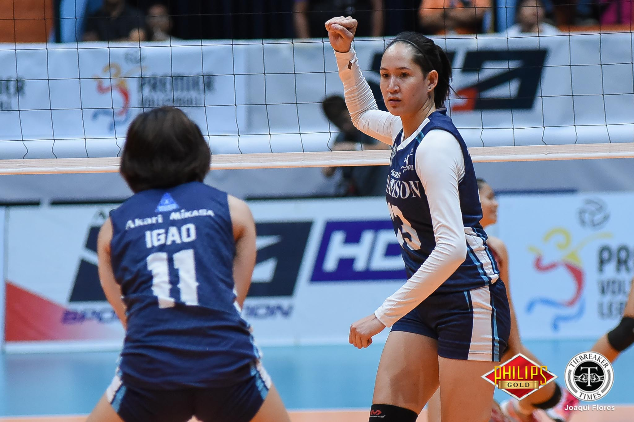 PVL-College-ADU-vs.-UP-Soyud-5630 Hungry Lady Falcons looking to prove worth to community by reaching Finals AdU News PVL Volleyball  - philippine sports news