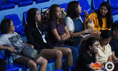 Tiebreaker Times 'Lucky charm' Bernadeth Pons glad to see Lady Tamaraws flourish FEU News PVL Volleyball  FEU Women's Volleyball Bernadeth Pons 2018 PVL Women's Collegiate Conference 2018 PVL Season