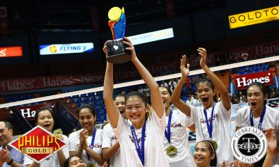 Tiebreaker Times Two MVPs in one day proves Isa Molde's potential News PVL UP Volleyball  UP Women's Volleyball Tots Carlos Isa Molde Godfrey Okumu 2018 PVL Women's Collegiate Conference 2018 PVL Season