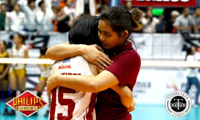 Tiebreaker Times With Tots Carlos recovering, UP shows another gear News PVL UP Volleyball  UP Women's Volleyball Tots Carlos 2018 PVL Women's Collegiate Conference 2018 PVL Season