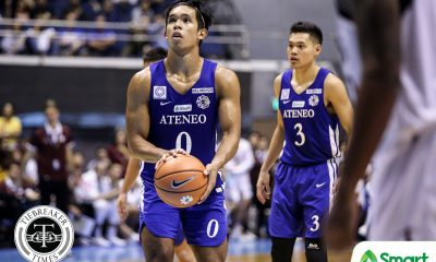 Tiebreaker Times Thirdy Ravena now knows: 'Every single game is our championship game' ADMU Basketball News UAAP  UAAP Season 81 Men's Basketball UAAP Season 81 Thirdy Ravena Ateneo Men's Basketball