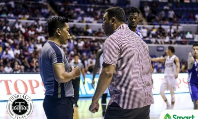 Tiebreaker Times Bo Perasol apologizes to Fighting Maroons for losing his cool Basketball News UAAP UP  UP Men's Basketball UAAP Season 81 Men's Basketball UAAP Season 81 Bo Perasol