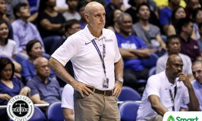 Tiebreaker Times Tab Baldwin expresses sincerest apology to Dave Ildefonso, NU ADMU Basketball News UAAP  UAAP Season 81 Men's Basketball UAAP Season 81 Tab Baldwin Dave Ildefonso Ateneo Men's Basketball