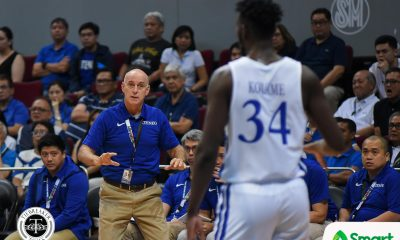 Tiebreaker Times Adamson loss a learning experience for Ateneo rookies, says Tab Baldwin ADMU Basketball News UAAP  UAAP Season 81 Men's Basketball UAAP Season 81 Tab Baldwin Ateneo Men's Basketball