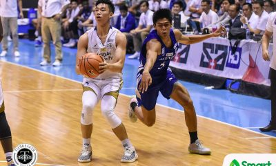 Tiebreaker Times Dave Ildefonso responds to Tab Baldwin: 'I think I made the right decision' ADMU Basketball News UAAP  UAAP Season 81 Men's Basketball UAAP Season 81 Tab Baldwin NU Men's Basketball Dave Ildefonso