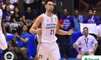 Tiebreaker Times Troy Rike reveals he was detained by Bureau of Immigration Basketball News NU UAAP  UAAP Season 81 Men's Basketball UAAP Season 81 Troy Rike NU Men's Basketball