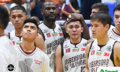 Tiebreaker Times Bo Perasol on Bright Akhuetie leading MVP race: 'He won't be happy if we're not going to F4' Basketball News UAAP UP  UP Men's Basketball UAAP Season 81 Men's Basketball UAAP Season 81 Bright Akhuetie Bo Perasol