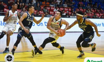 Tiebreaker Times Paul Desiderio vows to find rhythm: 'More shots, more confidence' Basketball News UAAP UP  UP Men's Basketball UAAP Season 81 Men's Basketball UAAP Season 81 Paul Desiderio
