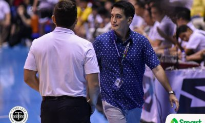Tiebreaker Times Franz Pumaren continues to seek improvements AdU Basketball News UAAP  UAAP Season 81 Men's Basketball UAAP Season 81 Franz Pumaren Adamson Men's Basketball