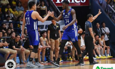 Tiebreaker Times Angelo Kouame, Ateneo dominate UST, deal Aldin Ayo worst career loss ADMU Basketball News UAAP UST  UST Men's Basketball UAAP Season 81 Men's Basketball UAAP Season 81 Thirdy Ravena Tab Baldwin Renzo Subido CJ Cansino Ateneo Men's Basketball Angelo Kouame Aldin Ayo