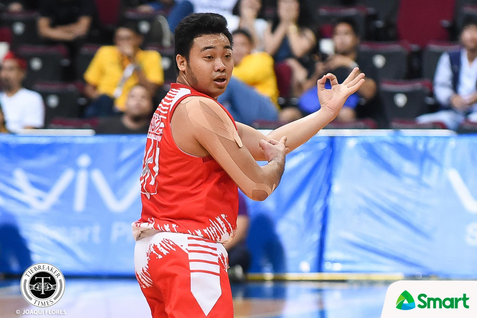 Tiebreaker Times Alvin Pasaol to reinforce Letran-Petron in PBA D-League Basketball CSJL News PBA D-League  Letran-Petron Knights Alvin Pasaol 2019 PBA D-League Season