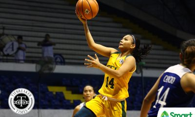 Tiebreaker Times Valerie Mamaril takes charge as FEU survives Ateneo, Buendia's double-double ADMU Basketball FEU News UAAP  Valerie Mamaril UAAP Season 81 Women's Basketball UAAP Season 81 John Flores FEU Women's Basketball Clare Castro Cara Buendia Bert Flores Ateneo Women's Basketball