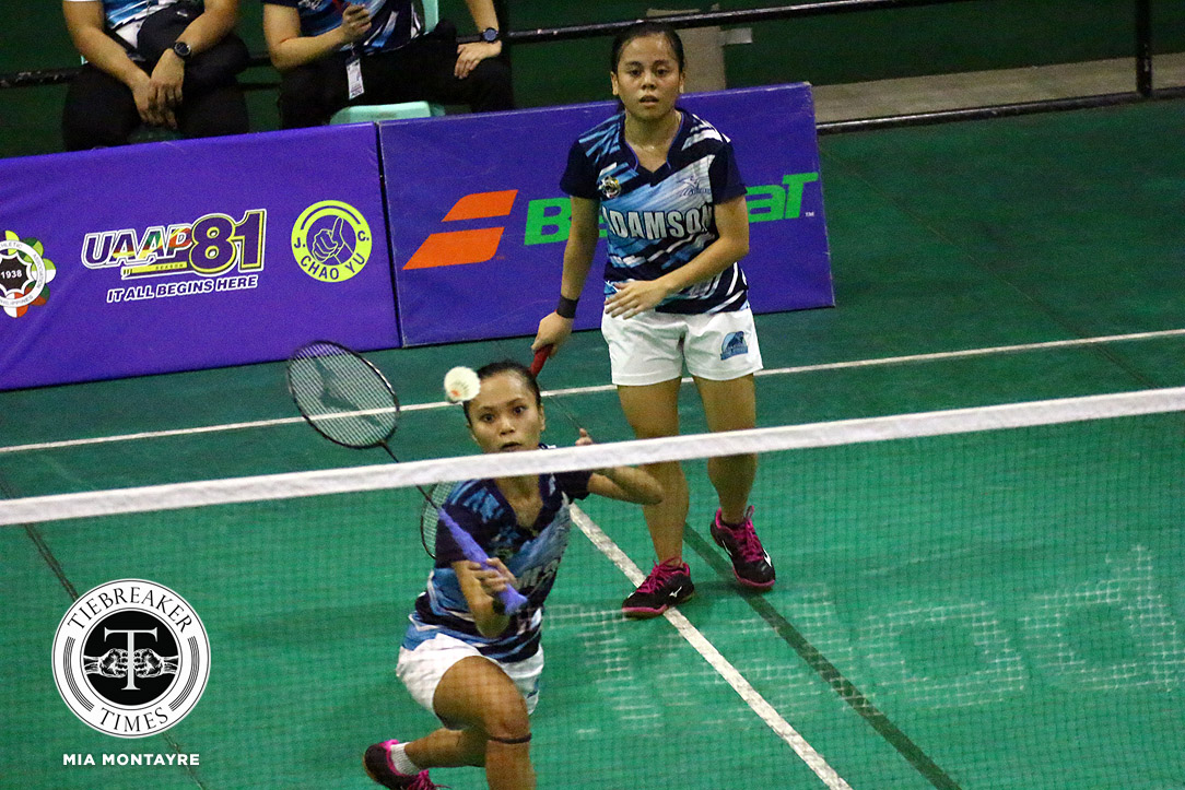 UAAP-81-WBD-AdU-def-UE-Macabenta-Magallanes Geva De Vera, Ateneo deal La Salle first loss; Sarah Barredo continues to impress for NU ADMU AdU Badminton DLSU News NU UAAP UE UST  - philippine sports news