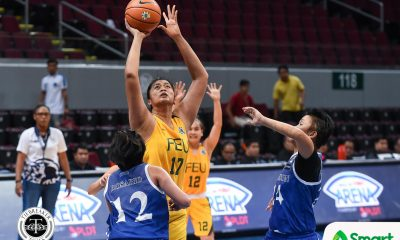 Tiebreaker Times Clare Castro looks to make up for lost time with FEU Basketball FEU News UAAP  UAAP Season 81 Women's Basketball UAAP Season 81 FEU Women's Basketball Clare Castro