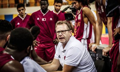 Tiebreaker Times Tim Lewis on closed-door game vs Gilas: 'It will be different' 2019 FIBA World Cup Qualifiers Gilas Pilipinas News  Tim Lewis Qatar (Basketball)