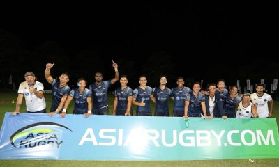 Tiebreaker Times Philippines finishes third in Asia 7s, secures spot in World Series Qualifier News Philippine Volcanoes Rugby  Robert Fogerty Mark Roberts Jake Letts Christopher Bird 2018 Asia Sevens Series