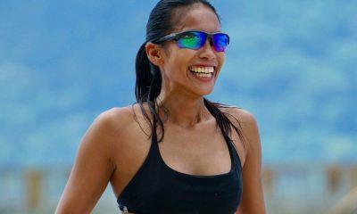 Tiebreaker Times Charo Soriano, Bea Tan sweep pool play Beach Volleyball BVR News  Zarah Javarez Sydney Eleazar Roma Doromal Ria Lo Paulina Ong Gizelle Tan Dzi Gervacio Charo Soriano Bea Tan April Sayang 2018 BVR Season