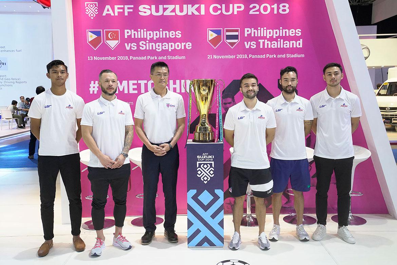 Tiebreaker Times Before Asian Cup, Azkals look to bag Suzuki Cup Football News Philippine Azkals  Stephan Schrock Manny Ott Kevin Ingreso 2018 AFF Suzuki Cup